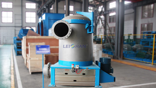 Specification of Pressure Screen for Paper Machine