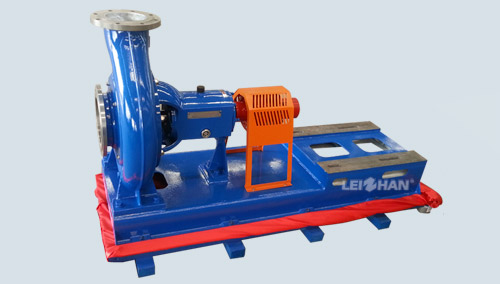 Leizhan Pump for Pulp and Paper Production