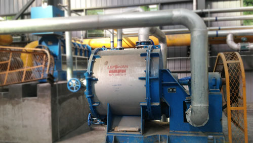 ZDFD Series Single Effect Fiber Separator