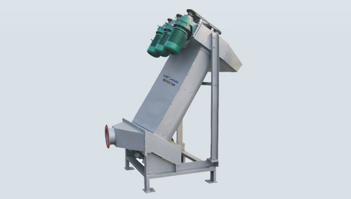 Inclined Screw Thickener Paper Plant Machine