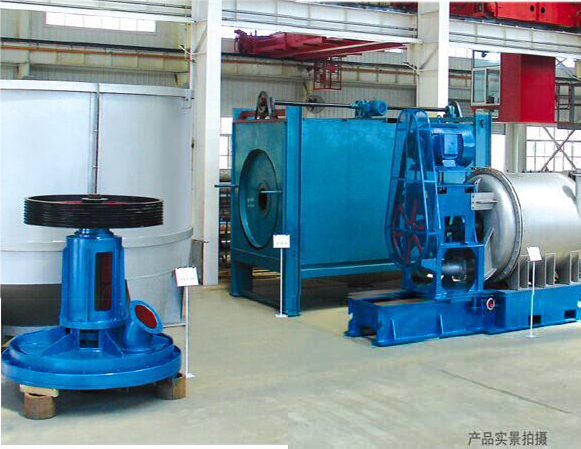Continuous Waste Paper Pulping System