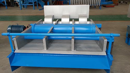 LOCC vibrating screen