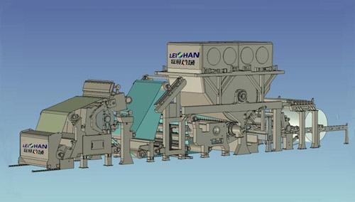 Crescent Former Tissue Making  Machine