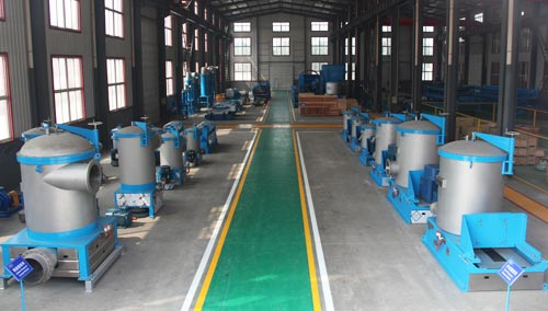 Pulp and Paper Making Line Machinery Exporter