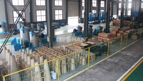 recycled-fiber-processing-equipment