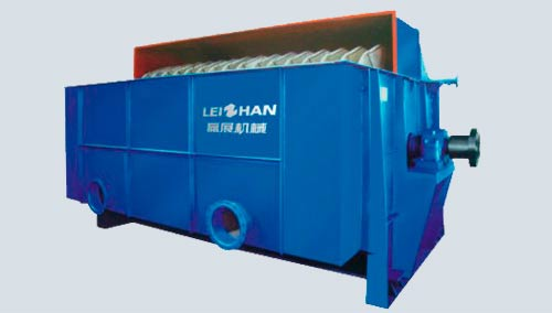 Thickener In Paper Production Line