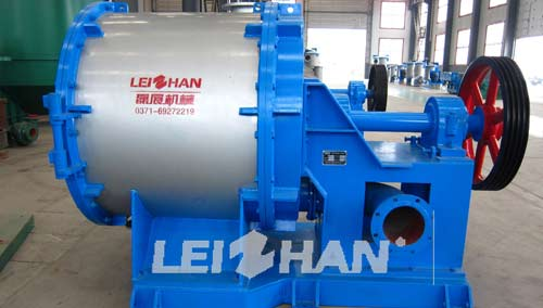 Single Effect Separator In Paper Making Line
