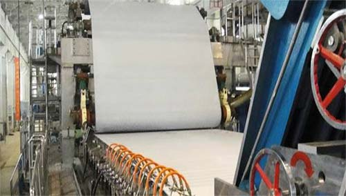 How printing paper is made?