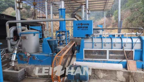 10tpd Tissue Lining Paper Production Line