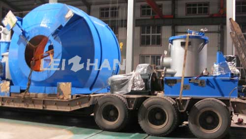 Hydrapulper Used In Paper Production Line
