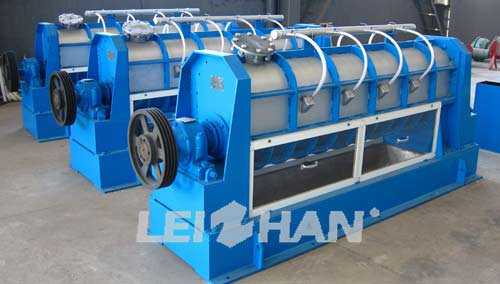 PZ Reject Separator Structure and Installation