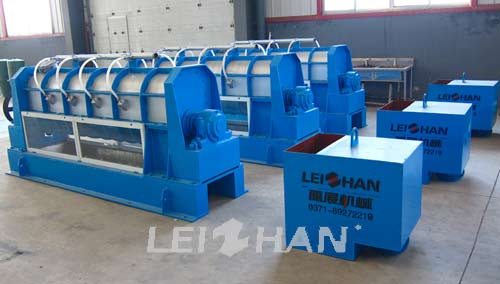 PZ Reject Separator Used In Paper Pulping Line