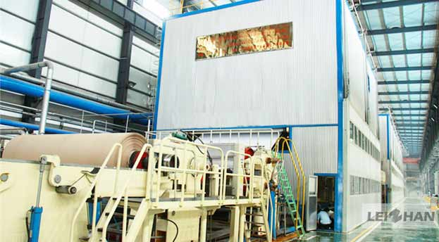 Kraft-Testliner-Paper-making-Machine