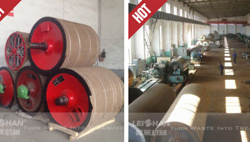 dryer cylinder for tissue paper making process
