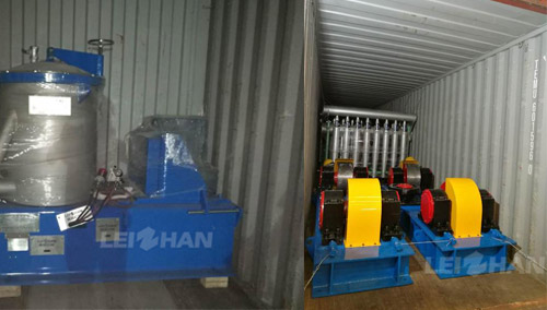 egypt 150tpd packaging paper making plant
