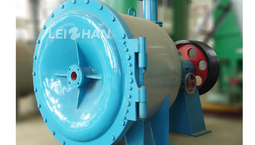 pulp fiber separator equipment