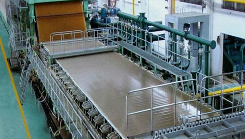 kraft testliner craft liner board machine