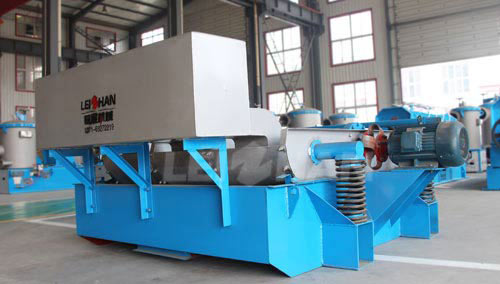 pulp vibrating screen