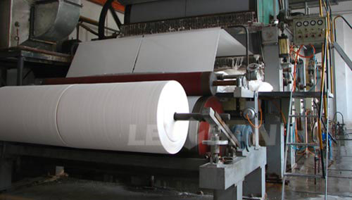 small toilet paper making machine manufacturer