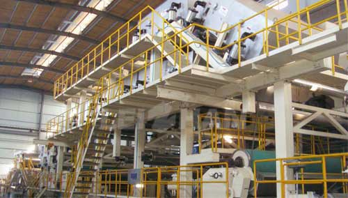 3800-five-layers-coated-paper-machine