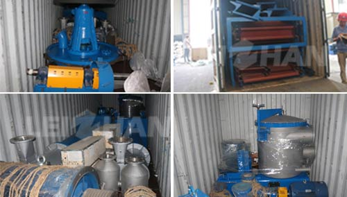yarn tube paper making machine