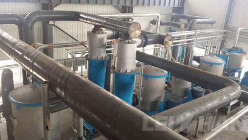 Complete Pulp And Liner Making Plant
