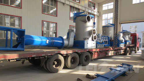 Whole Corrugated Pulp Preparation Line Machine